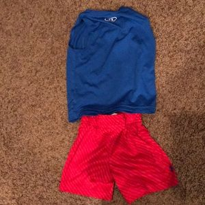 Under Armour Matching Sets - Boys 2T under armour baseball set